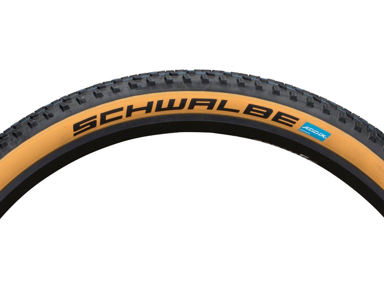 Pneu Schwalbe Racing Ray Evo Snakeskin Addix 29x2.25 Novo