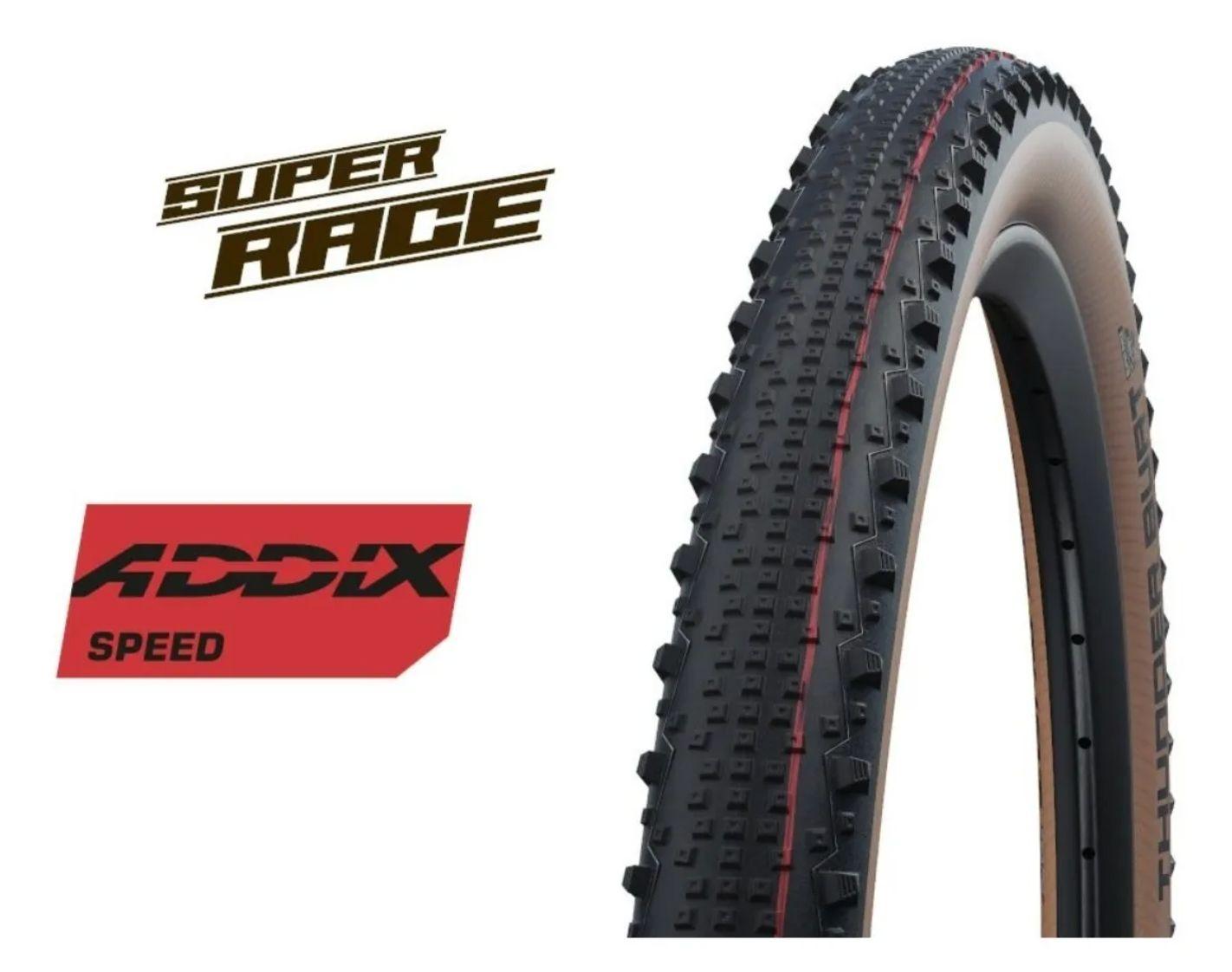 Pneu Schwalbe Thunder Burt Super Race Addix 29x2.35 Snakeski