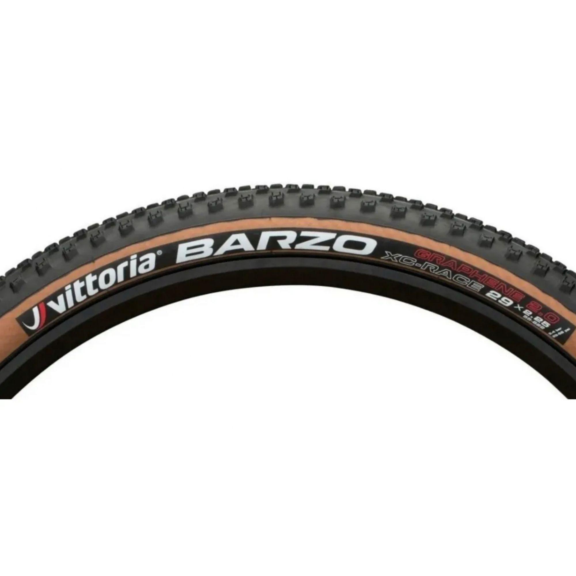 Pneu Vittoria Terreno Xc Race 29x2.25 + Barzo Xc 29x2.25