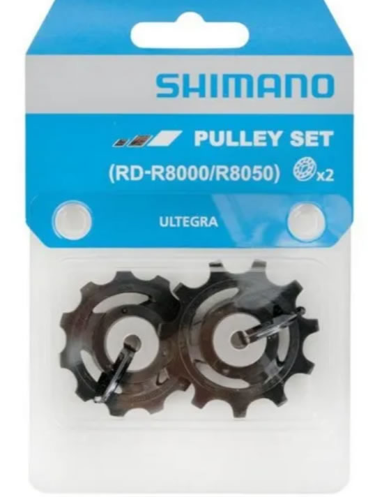 Roldanas Câmbio Shimano Ultegra 11v R8000 Speed