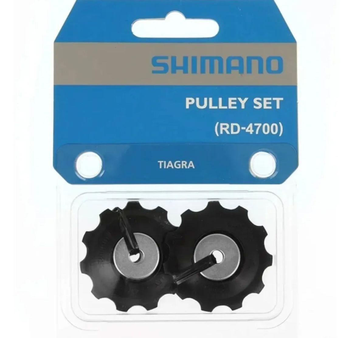 Roldanas Câmbio Traseiro Speed Shimano Tiagra Rd-4700 10v