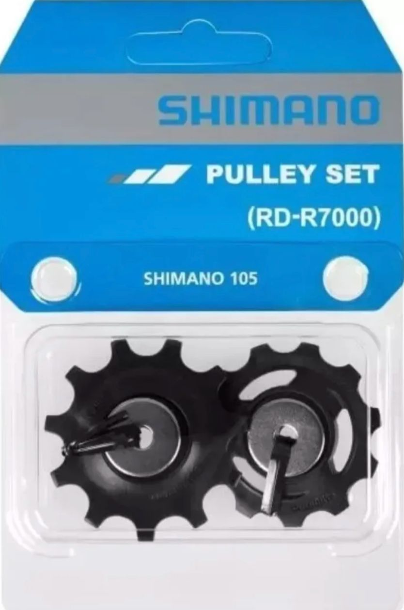 Roldanas Shimano Câmbio Traseiro 105 R7000 Original Speed