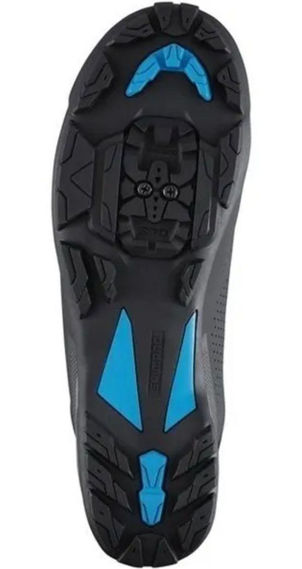 Sapatilha Shimano Mt301 Tipo Tênis + Pedal M520 + Tacos Clip