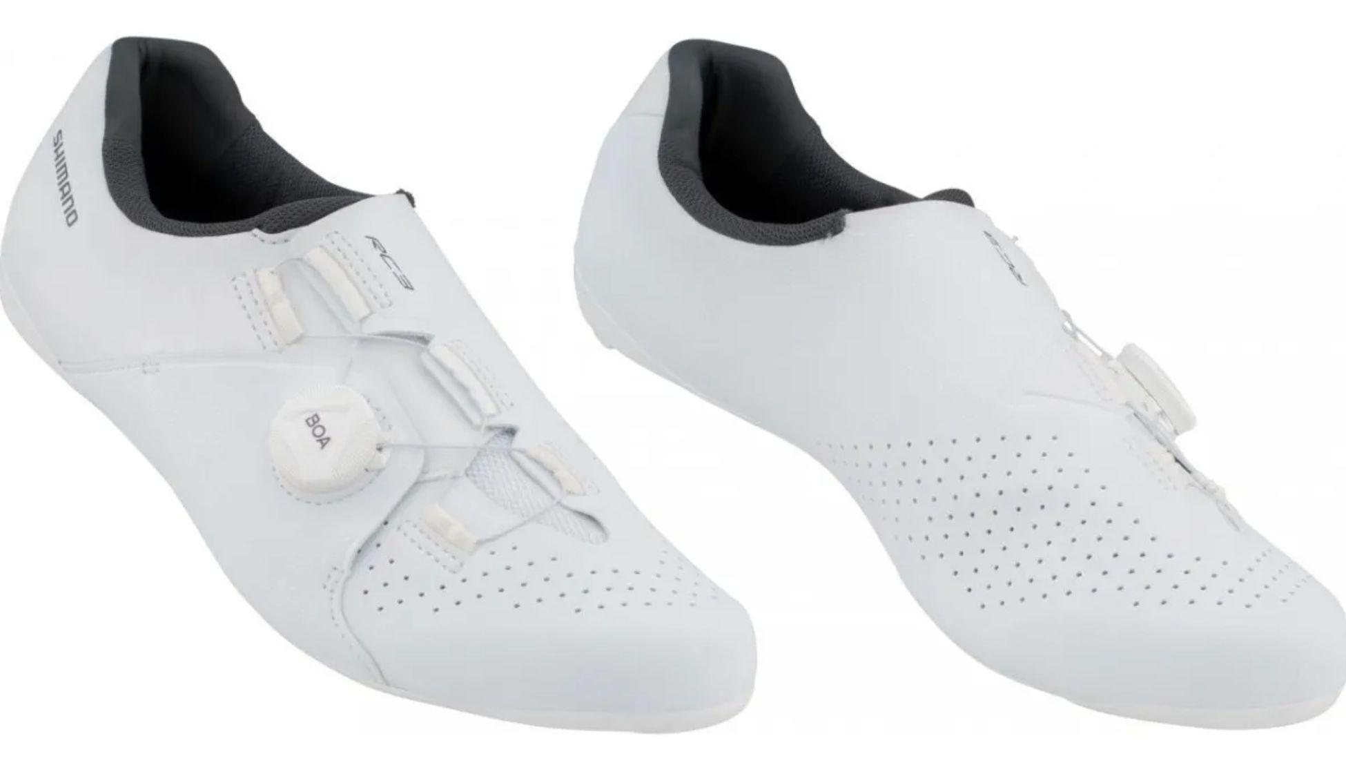 Sapatilha Shimano Sh-rc300 Rc3 Sistema Boa Pedal Clip Speed