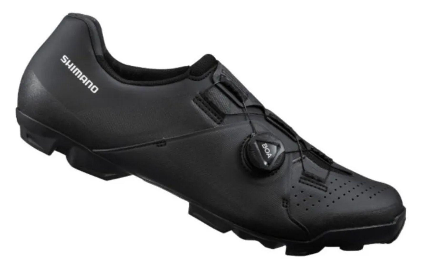 Sapatilha Shimano Sh-xc300 Xc3 Sistema Boa Pedal Clip Mtb