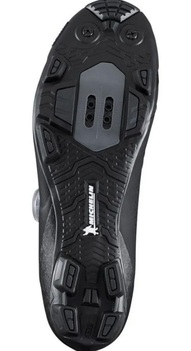 Sapatilha Shimano Sh-xc501 Sistema Boa + Pedal Clip Pd-m520