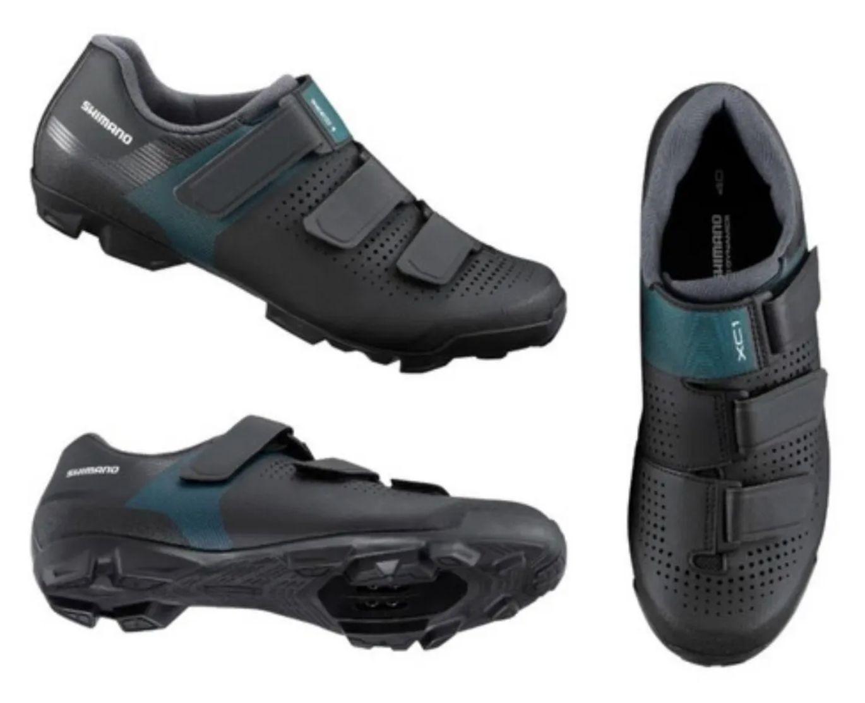 Sapatilha Shimano Xc1 Feminino Xc100 P/ Pedal Clip Mtb
