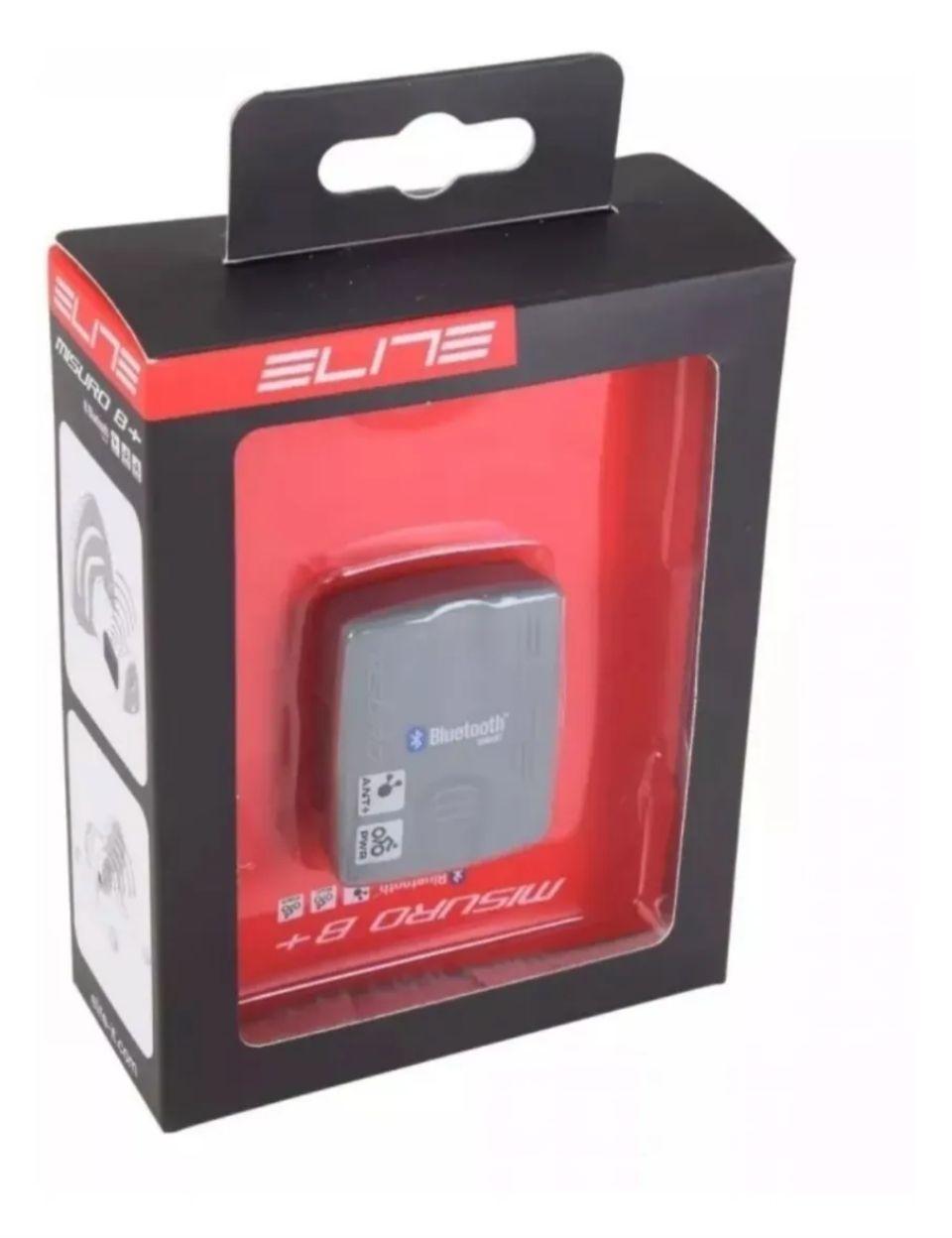 Sensor De Velocidade Potencia Cadencia Elite Misuro B+