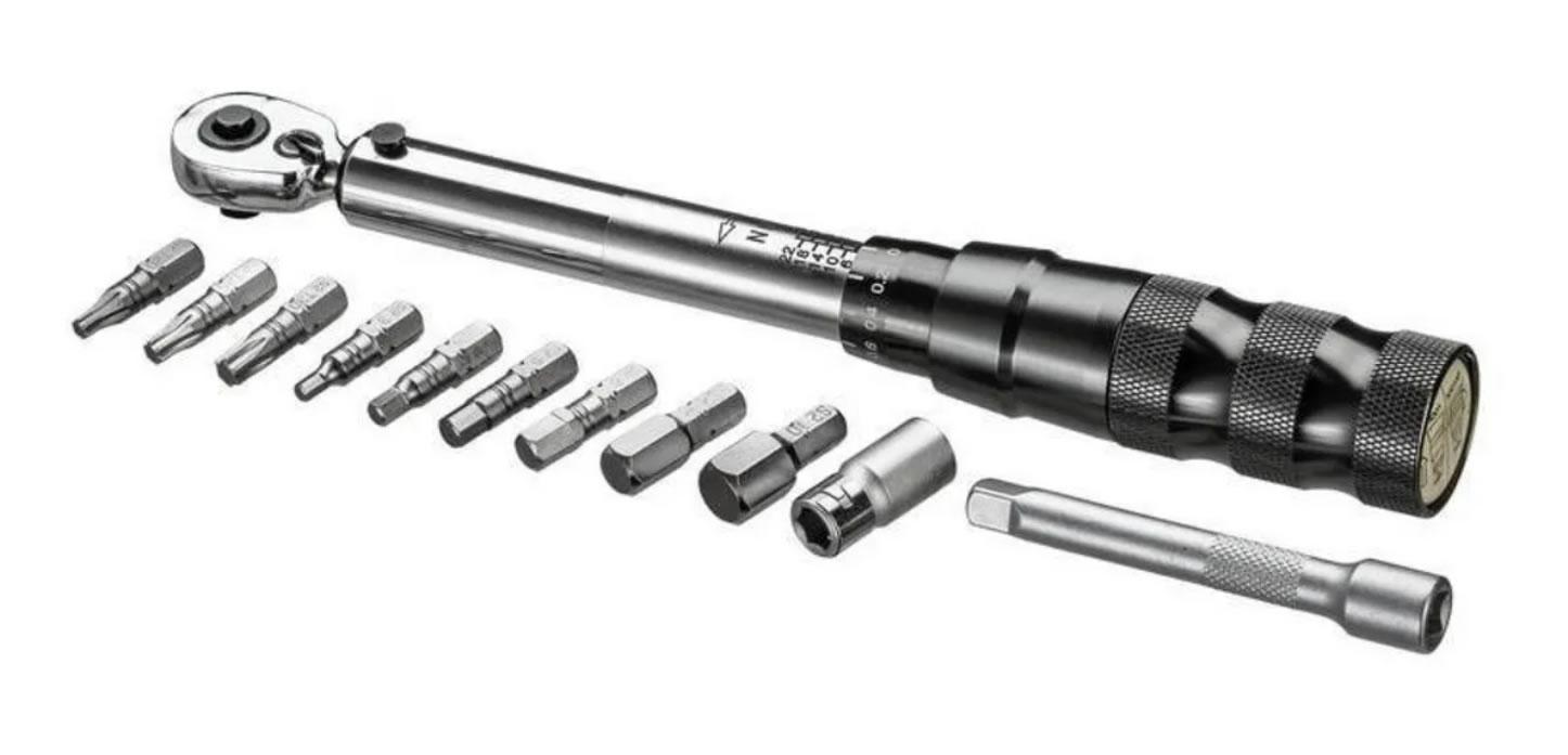 Torquímetro Syncros Wrench 2.0 2-24nm By Scott