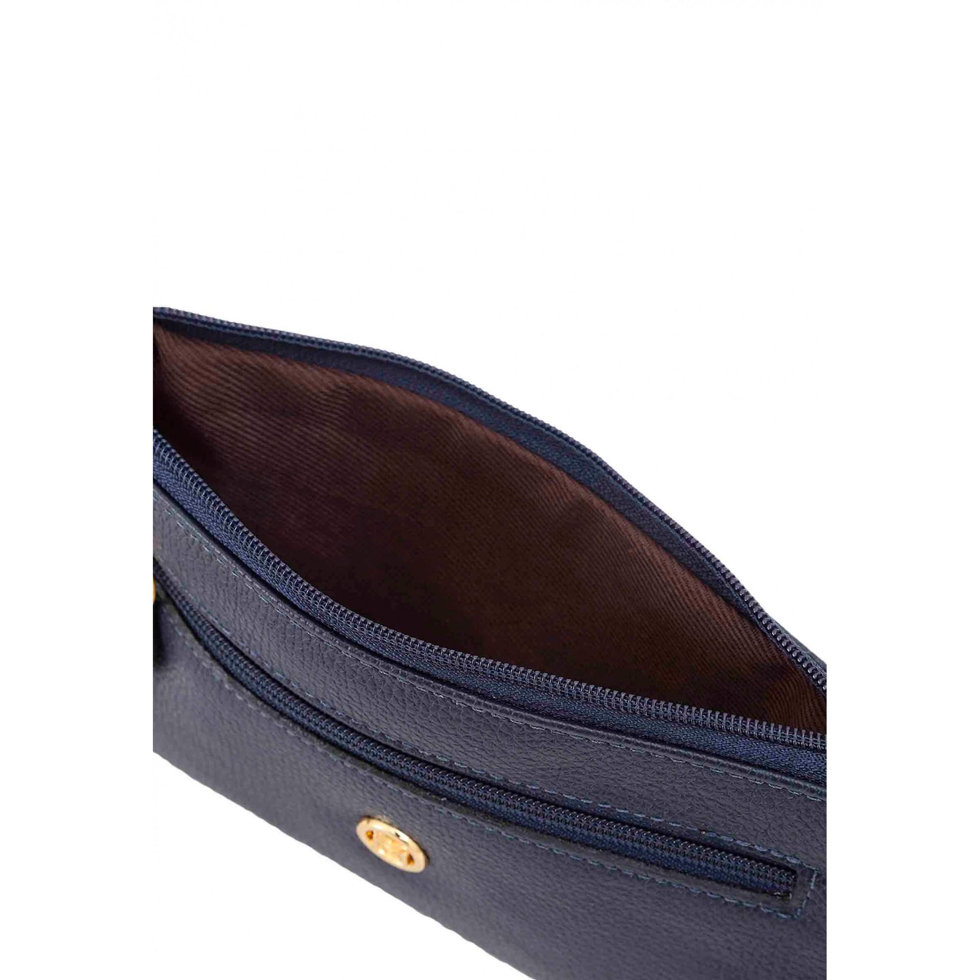 Bolsa Carteira Clutch Couro Mariart 261