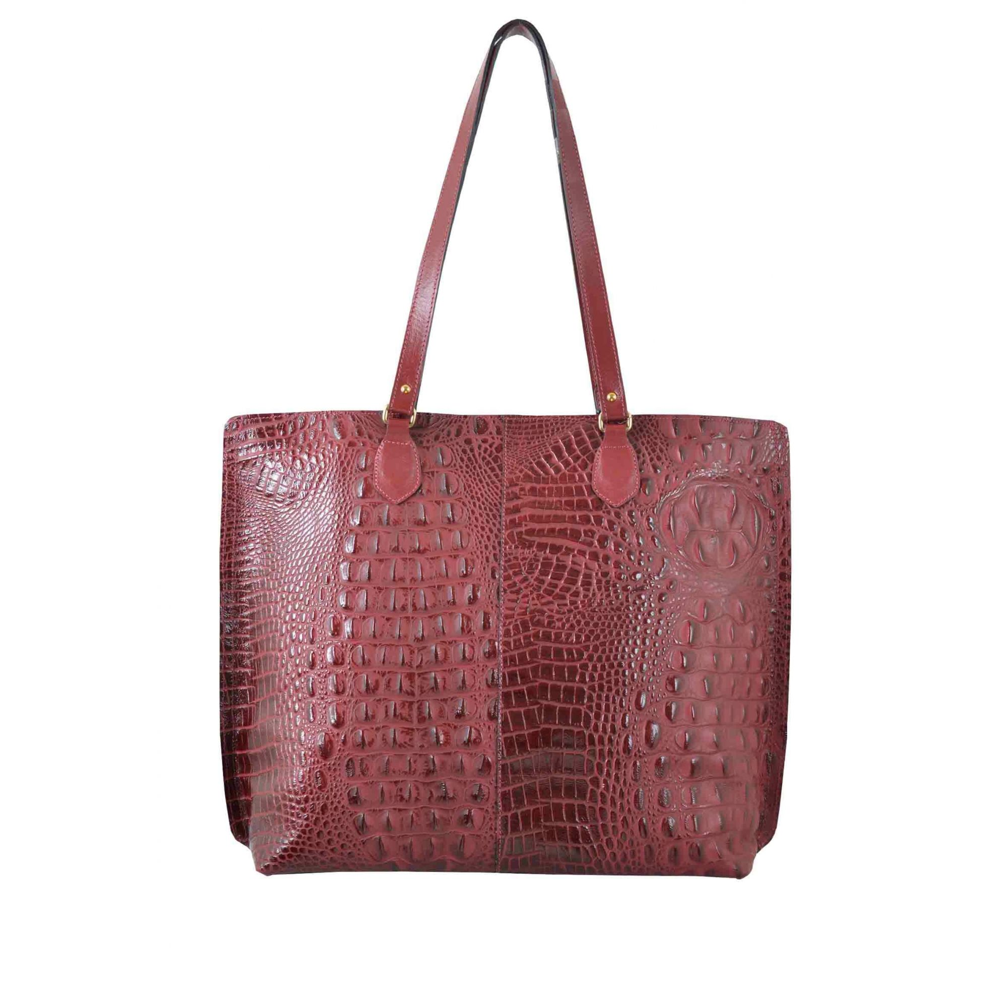 Bolsa Shopper Couro Mariart 5200