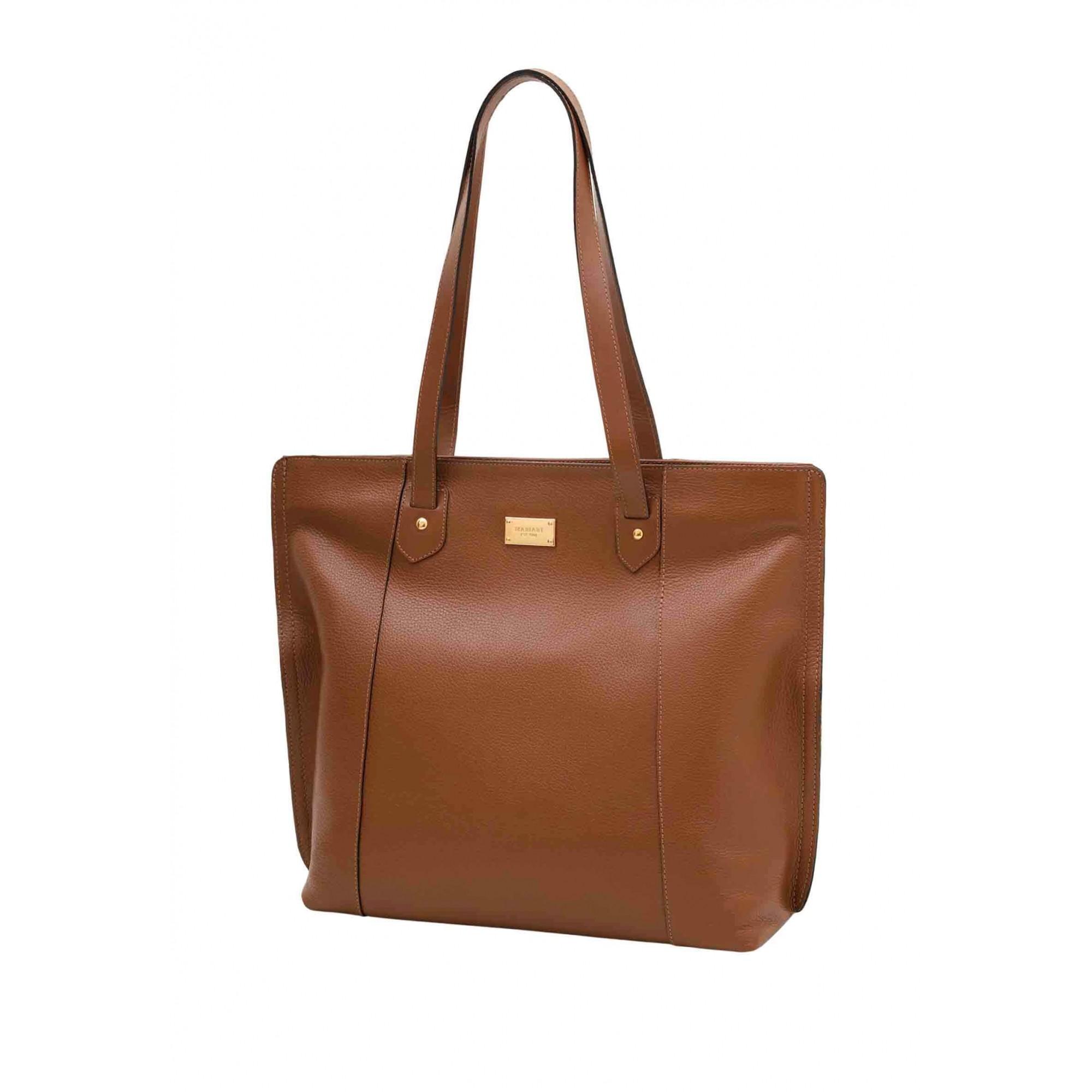 Bolsa Shopper Couro Mariart 5210