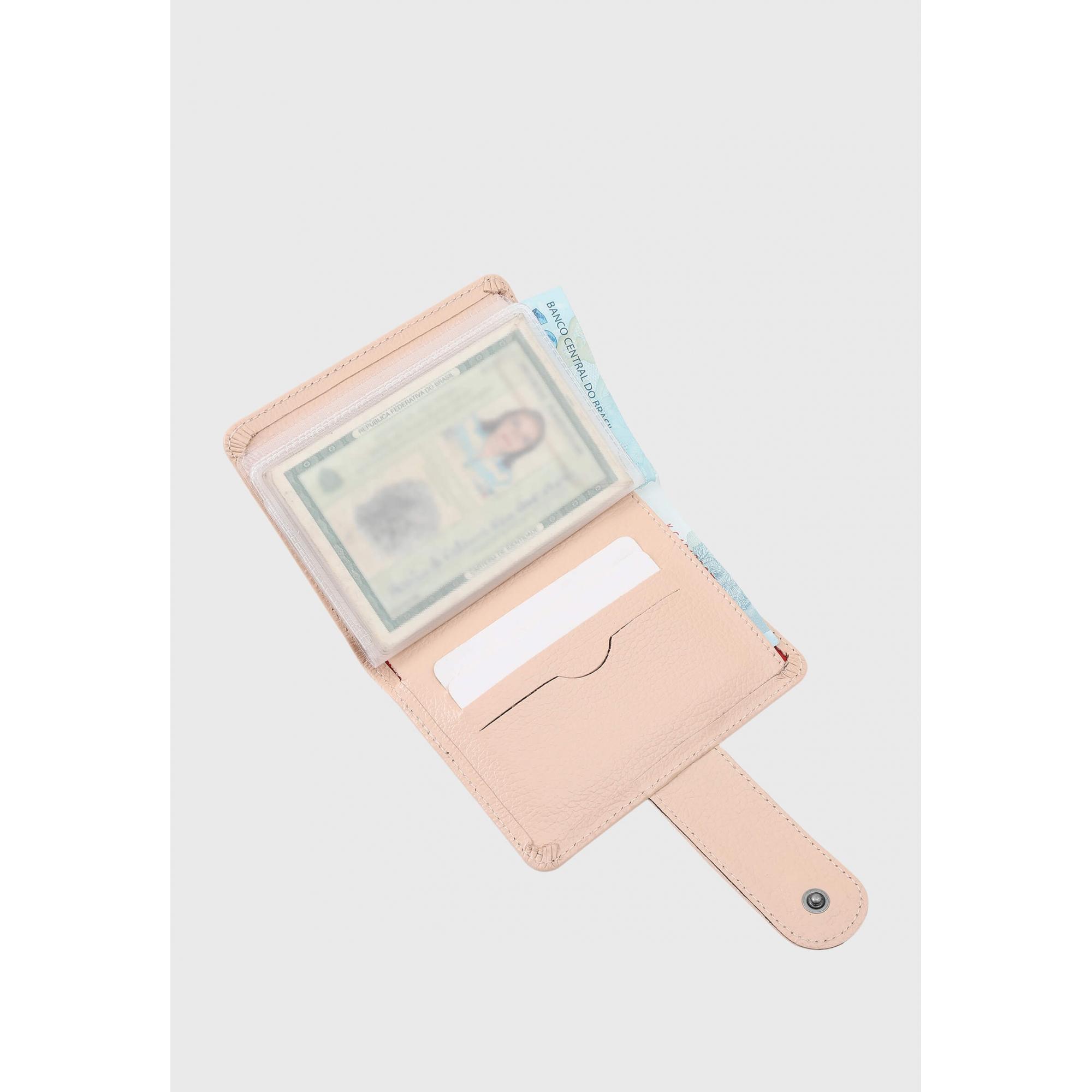 Carteira Couro Mariart Proteção Antifurto RFID 630