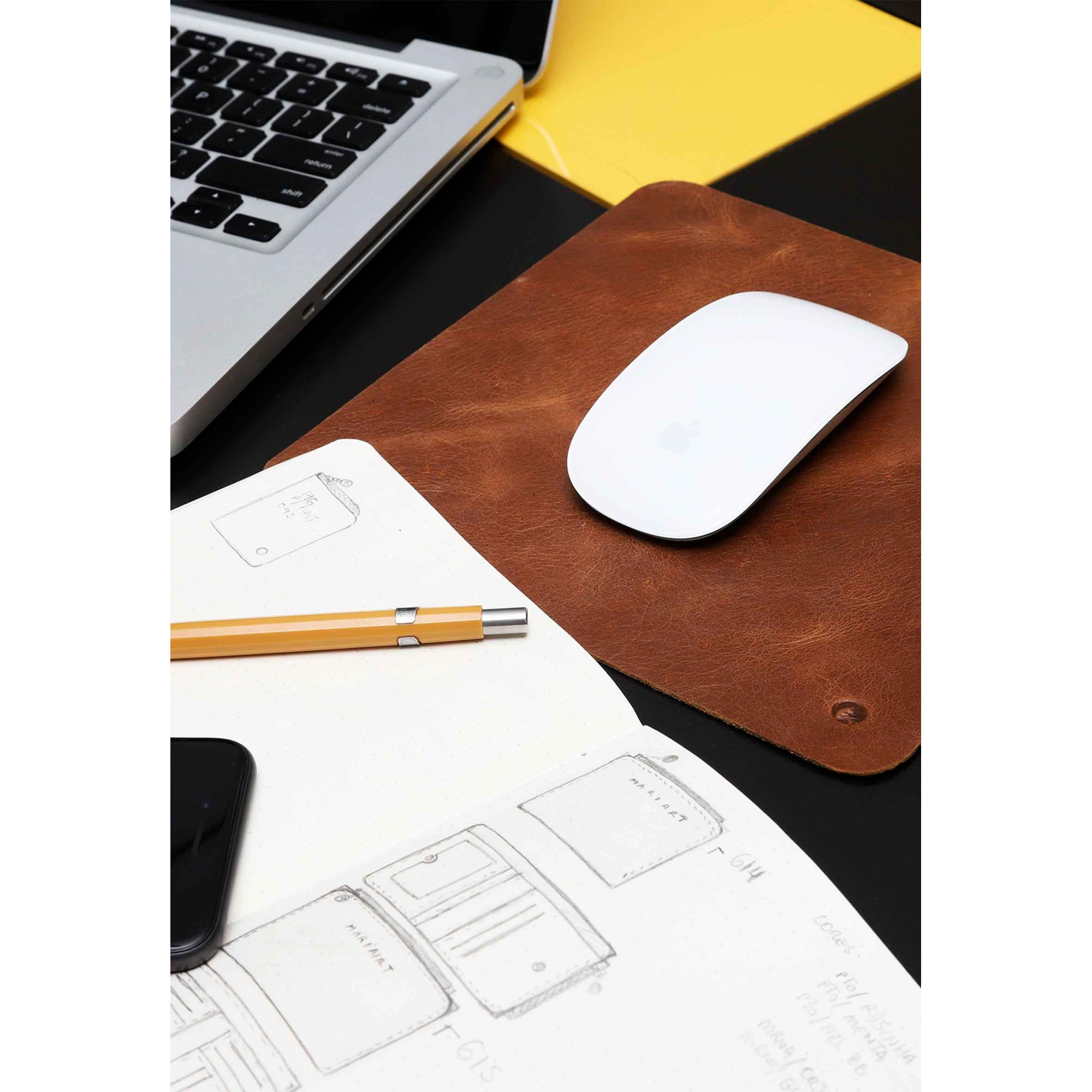 Mousepad Couro Couro50 20x20