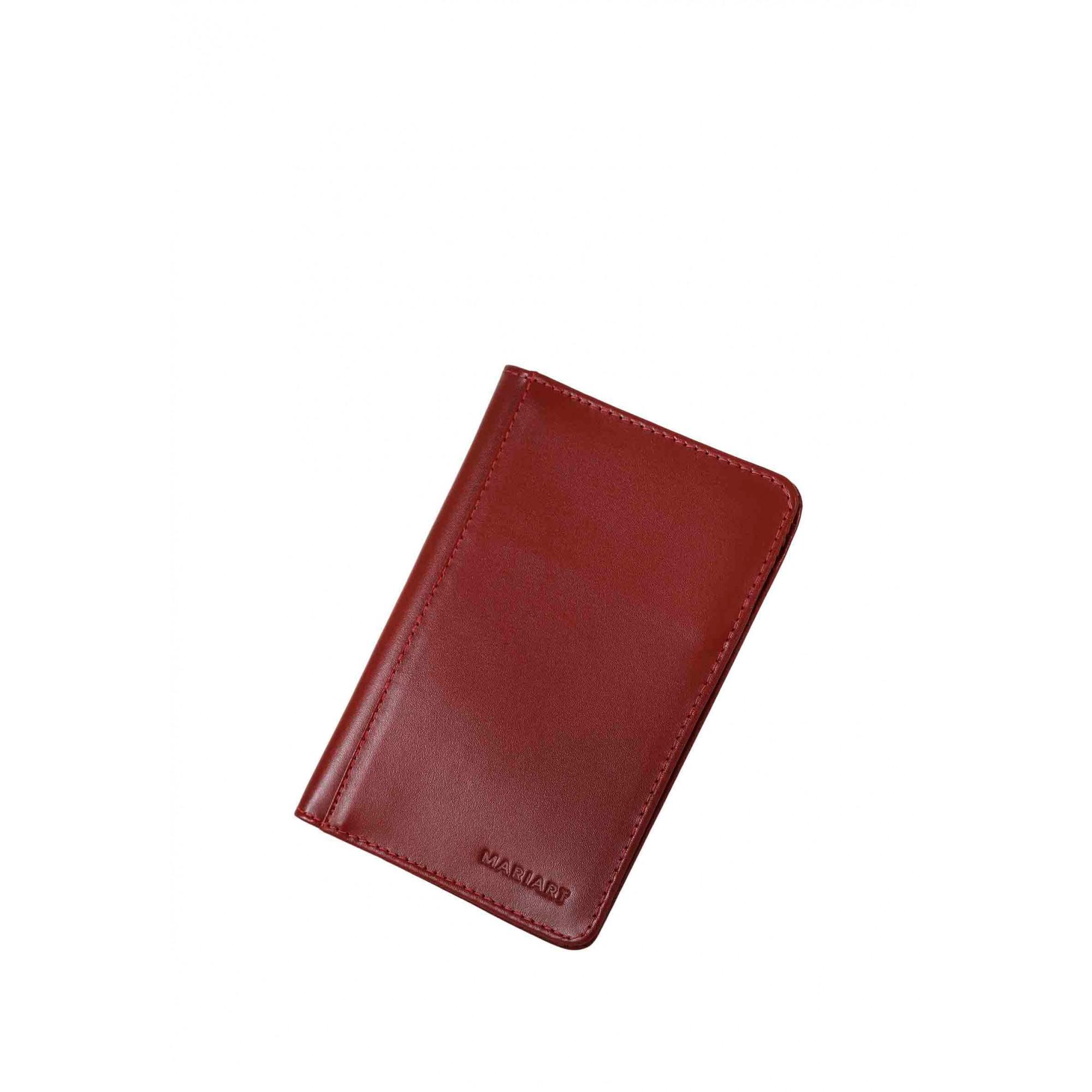 Porta Passaporte Couro Mariart 181