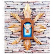 Divino Espírito Santo Resplendor - Folha de Ouro 40x32