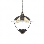 Luminária de teto decorativa lampião