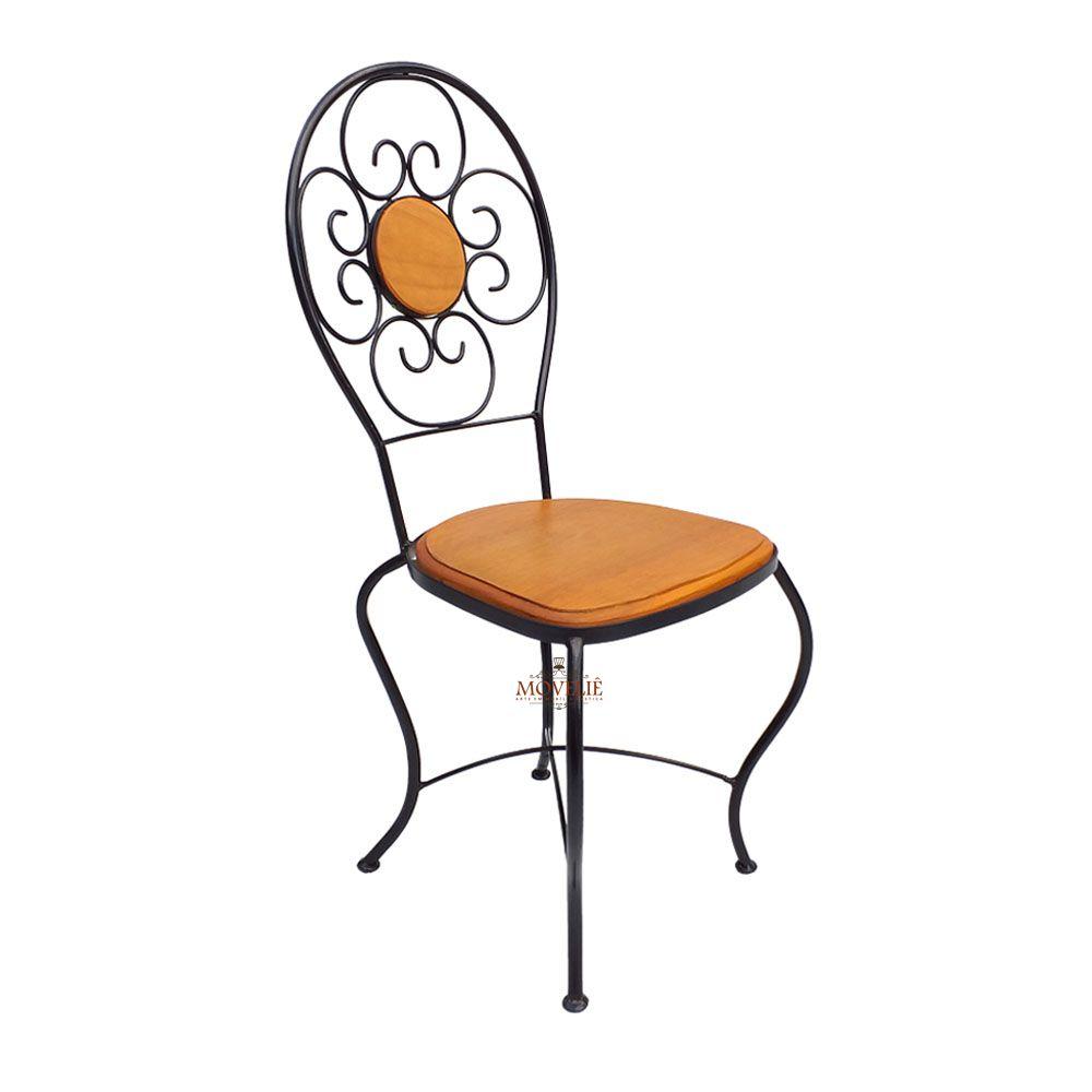 Cadeira para Cozinha Rústica