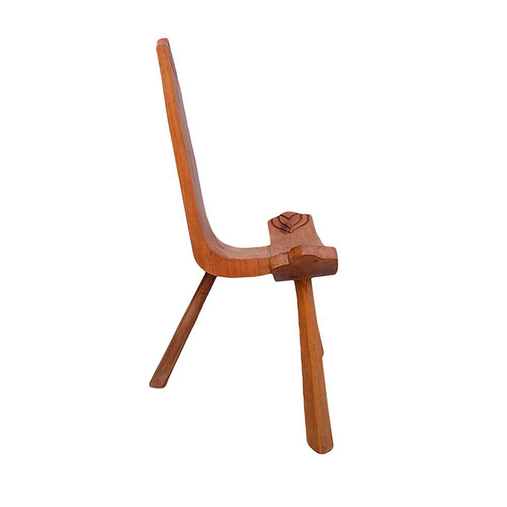 Cadeira para varanda modelo bacalhau
