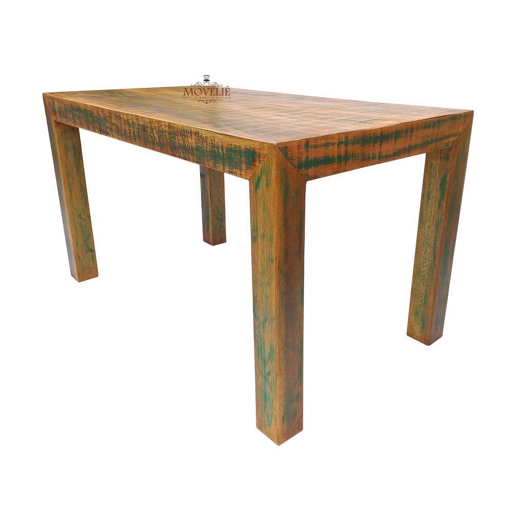 Mesa de Jantar para 4 Cadeiras