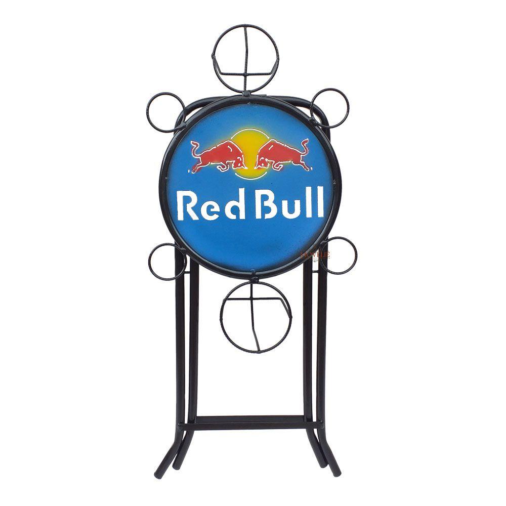 Mesa dobrável petisqueira Red Bull