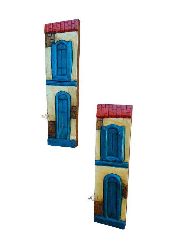 Quadro Casarões de Minas Gerais 53x15