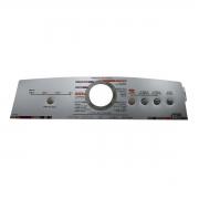 Adesivo do painel lavadora Brastemp BWL11A
