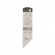 Adesivo painel compatível Lavadora Brastemp BWC07A