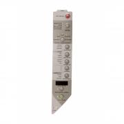 Adesivo Painel compativel Lavadora Brastemp BWG08