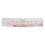 Adesivo Painel compatível lavadora Brastemp BWQ 22