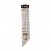 Adesivo Painel compatível Lavadora Brastemp BWX09