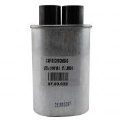 Capacitor Micxro-ondas 0,85uf X 2100vac
