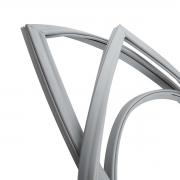 Gaxeta borracha compatível geladeira CCE GE DAKO R-31 57X139