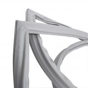 Gaxeta borracha Inferior da geladeira Electrolux  DW51, DW51X, DF51, DF52, DC49A