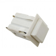 Interruptor 1 fase quadrado compatível fogão Continental