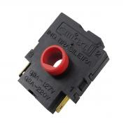 Interruptor acionador rotativo Compatível fogão Brastemp