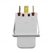 Interruptor Tripolar Geladeira Continental KDN, RDN, REBS, RECT, REMB, RFCO, RFCT, RFM Importado