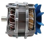 Motor 127v compatível tanquinho Colormaq pollia estriada