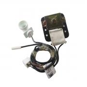 Motor ventilador com rede sensor 127v geladeira Electrolux