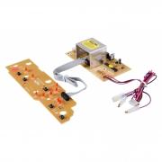Placa eletronica compatível Lavadora Brastemp BWC07 BWC08