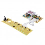 Placa eletronica compatível Lavadora Consul CWC10