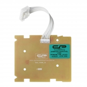 Placa Interface compatível Lavadora Electrolux LTE08