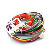 Rede eletrica chicote compatível lavadora Electrolux Inferior