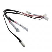 Rede sensor degelo geladeira Electrolux DF46, DFN49, DFW51, DWX51, DWN51, DT80X, DFX80, DW51, DI80X