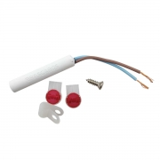 Sensor temperatura 10k compatíveis geladeira Brastemp Consul
