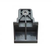 Suporte superior do puxador geladeira electrolux inox DF36X