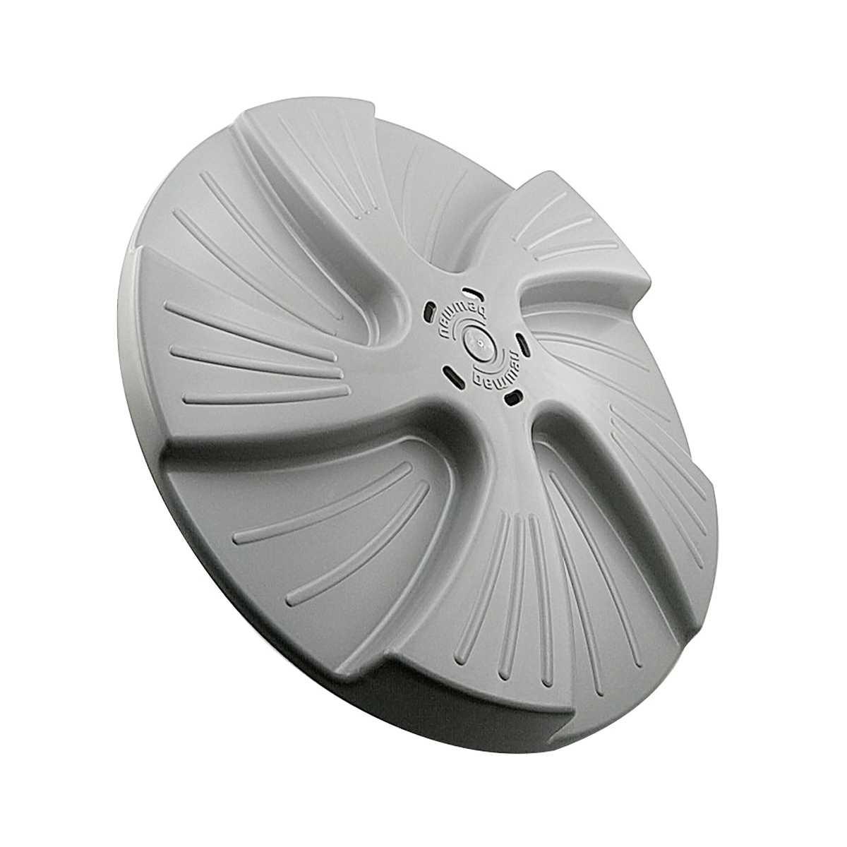 Agitador batedor tanquinho Newmaq New Up9.1kg