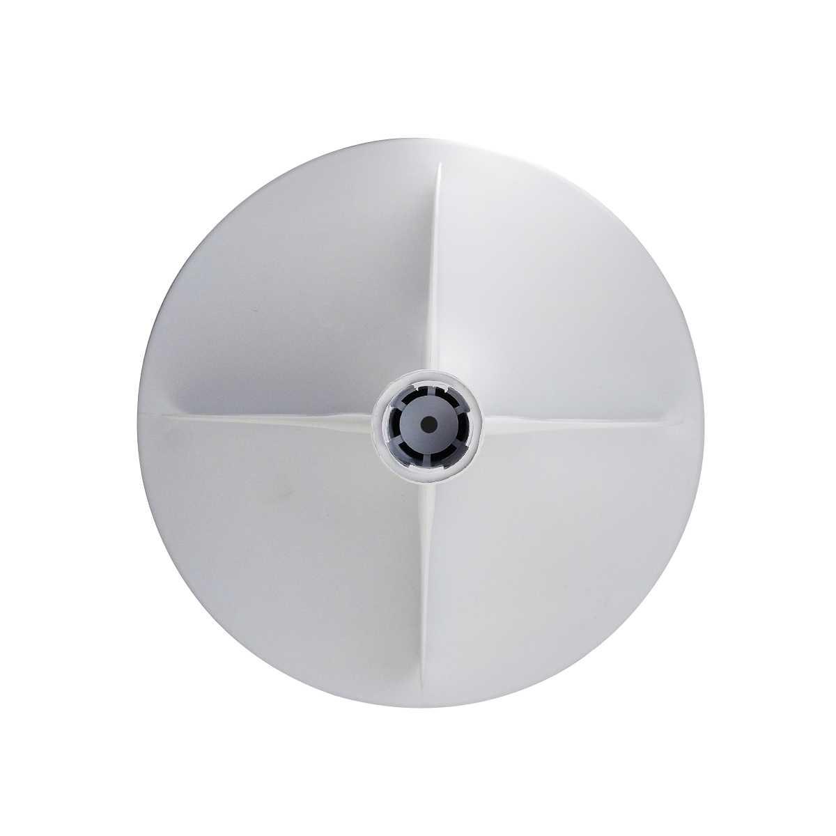 Agitador inferior lavadora Brastemp e Consul 417998, 326006286