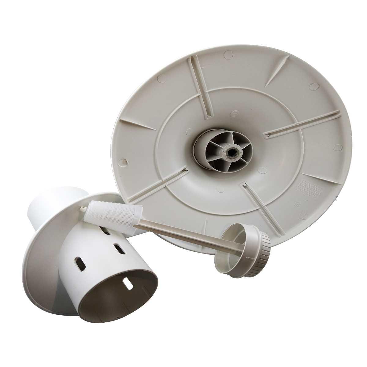 Agitador Lavadora Electrolux com Filtro, Bucha e Parafuso