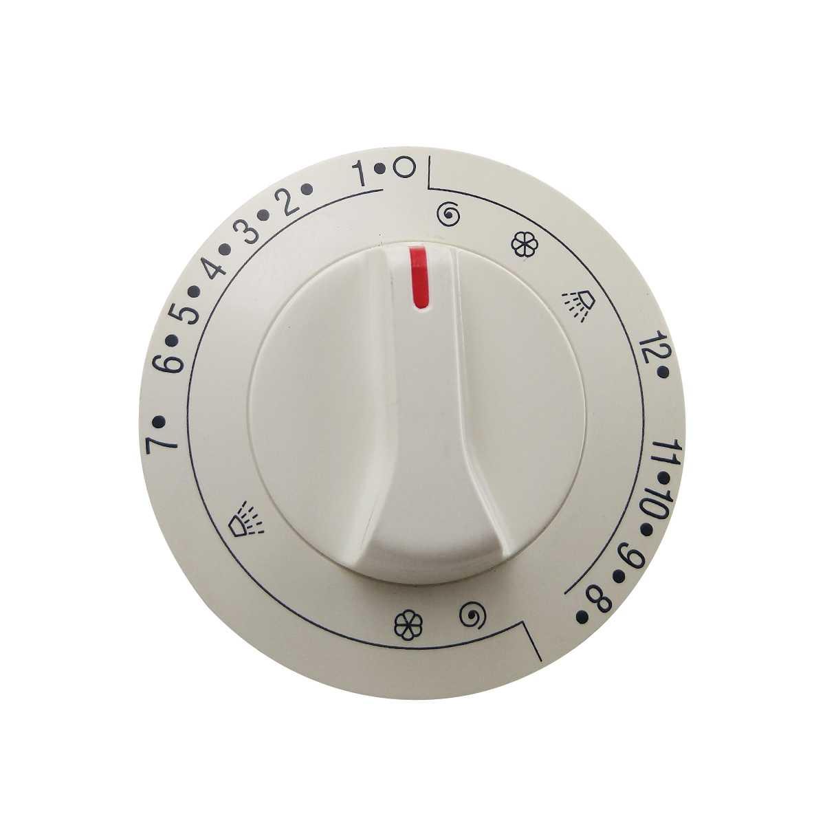 Botão 12 programas compatível lavadora Bosch